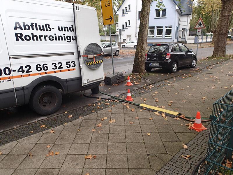 Rohrreinigung Gelsenkirchen Sanierung, Ortung, Wartung und 24h Notdienst